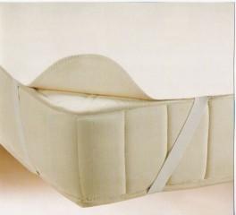 Matracový chránič 100 x 200cm sendvič vodonepropustný