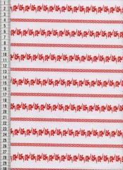 Bavlněná látka na patchwork 9006 - 10 cm