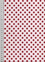 Bavlněná látka na patchwork 9007 - 10 cm