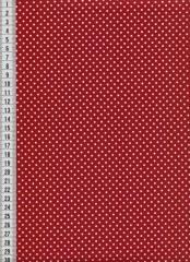 Bavlněná látka na patchwork 9009 - 10 cm