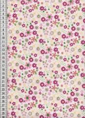 Bavlněná látka na patchwork 9018 - 10 cm