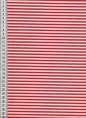 Bavlněná látka na patchwork 9027 - 10 cm