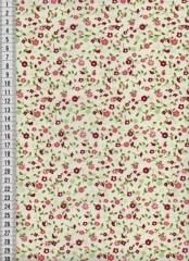 Bavlněná látka na patchwork 9031 - 10 cm