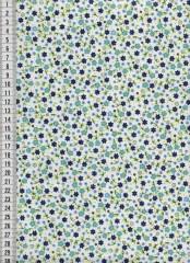 Bavlněná látka na patchwork 9033 - 10 cm