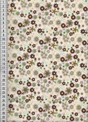 Bavlněná látka na patchwork 9036 - 10 cm