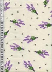 Bavlněná látka na patchwork 9042 - 10 cm