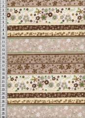 Bavlněná látka na patchwork 9066 - 10 cm