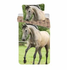 Bavlněné povlečení - Western kůň