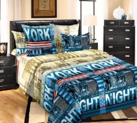 Povlečení bavlna New York night