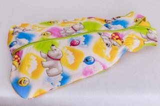 Pytlík na spaní pro děti - letní 80 - 150 cm