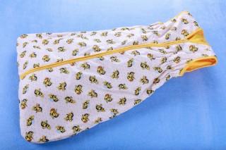Dětský pytlík na spaní letní 80 - 150 cm/Včeličky
