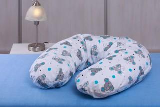 Kojící polštář - polštář pro snadnější kojení miminka