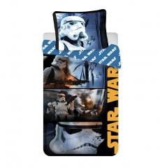 Bavlněné povlečení - Star Wars Stormtroopers