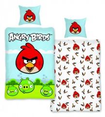 Bavlněné povlečení - Angry birds