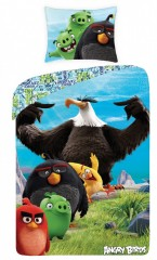 Bavlněné povlečení Angry Birds - Orel Vazoun