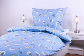 Dětská ložní souprava - bavlna 135x200/70x90 cm