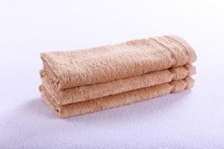 Ručník dětský 50x30cm - Bambus béžový